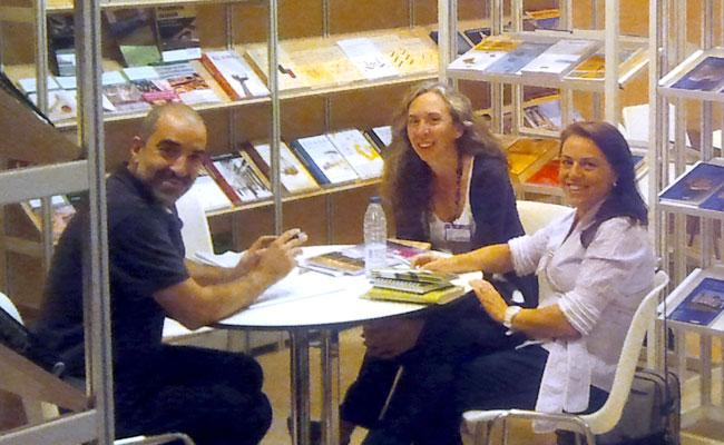Veinte editoriales de Castilla y León, en Liber 2013