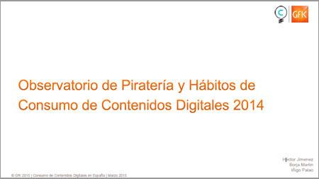 Observatorio de Piratería y Hábitos de Consumo Digital
