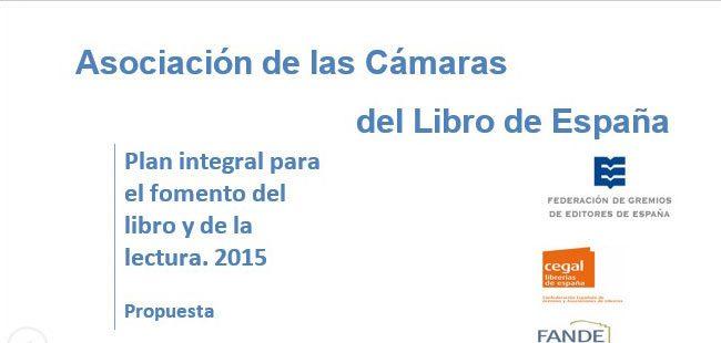 Plan Integral para el Fomento del Libro y de la Lectura 2015