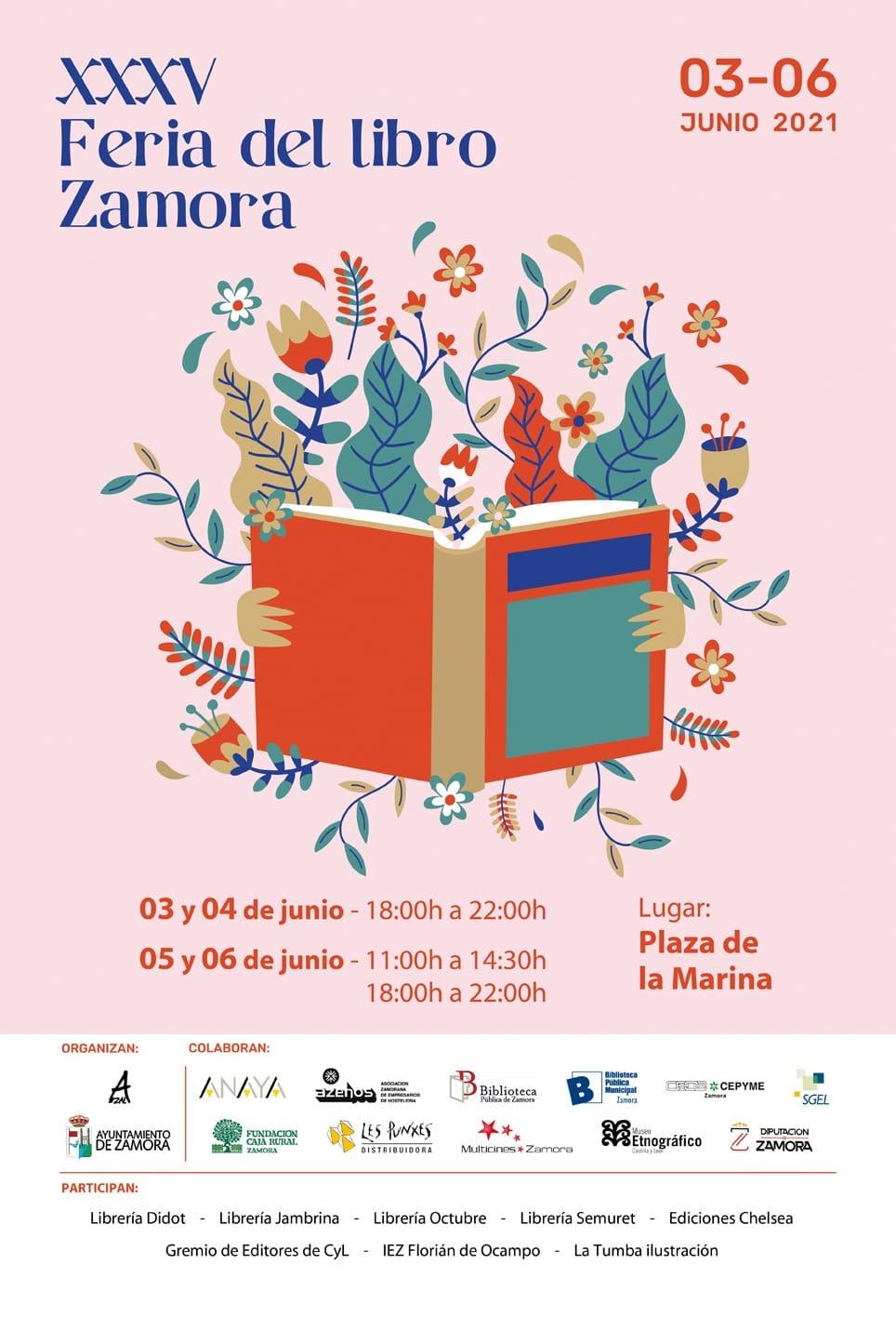 XXXV Feria del Libro de Zamora